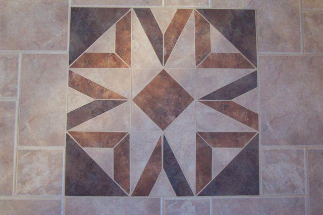 Custom Tile Designs Medallions Mosaics Logos